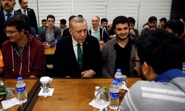 Erdoğan: Çayınız hazırsa geliyorum