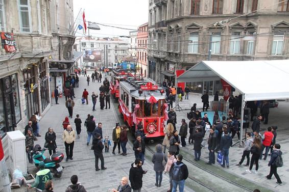 İstanbul'da enflasyon mayıs ayında yüzde 0.84 arttı