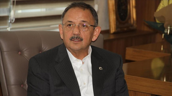 Türkiye'de imara aykırılık teşkil eden yapı yüzde 60'lar civarında