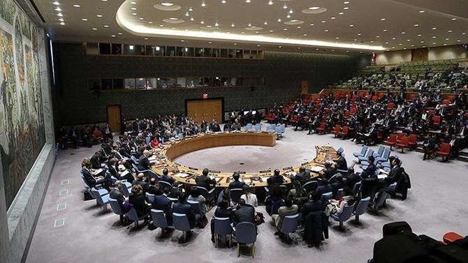 ABD, Filistin tasarısını veto etti