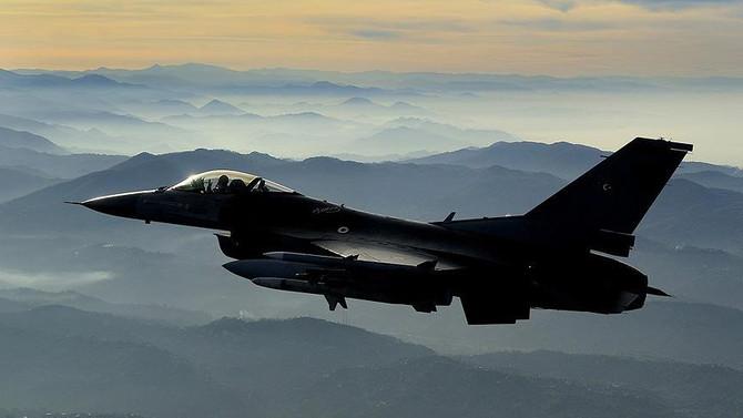 TSK'dan Kandil'e hava harekatı: 14 hedef imha edildi