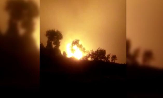 Çin'de doğalgaz boru hattında patlama: 24 yaralı