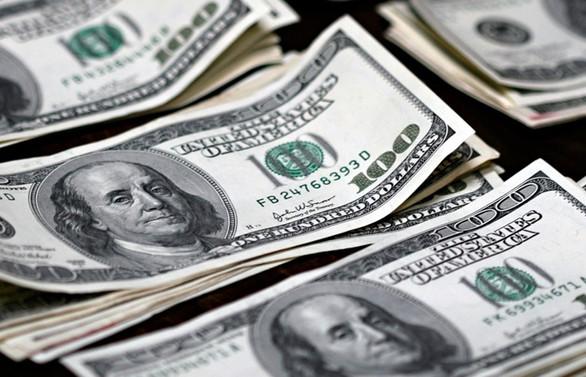 Cari açık nisanda 5.4 milyar dolar