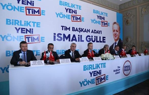 TİM'de başkanlık yarışı kızıştı