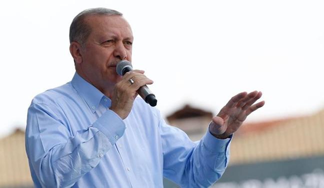 Erdoğan: Kandil'e operasyonları başlattık