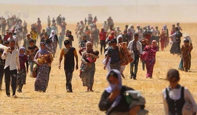 BM: 2.5 milyon sivil Türkiye'ye yönelebilir