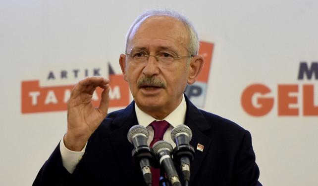 Kılıçdaroğlu: Tarımı şaha kaldırmak zorundayız