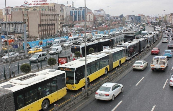 İstanbul'da ulaşıma bayram indirimi