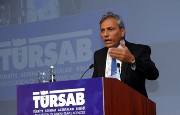 TÜRSAB: Turisti biz getiriyoruz, biz taşıyacağız