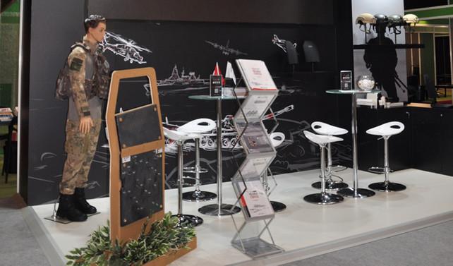 CES, yeni ürünleriyle Eurosatory'de yerini aldı
