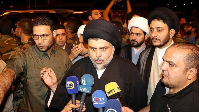 Irak'ta seçimin galibi Sadr ile Fetih Koalisyonu ittifak kurdu