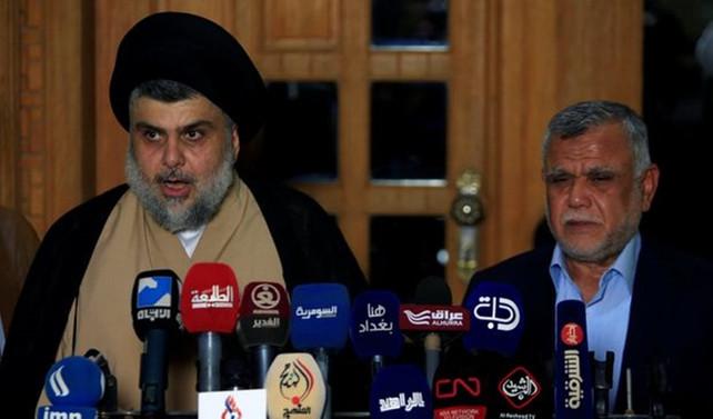 Irak'ta iki siyasi grup ittifak kurdu