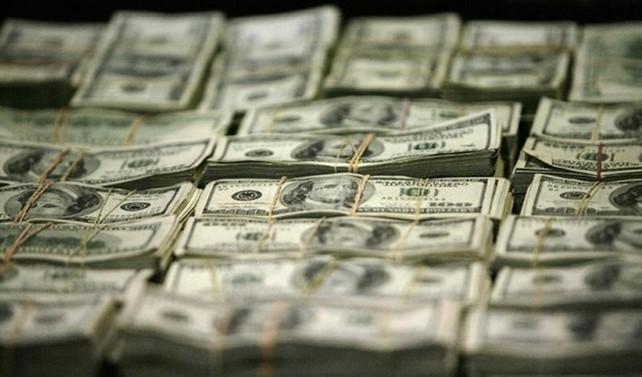 Özel sektörün dış borcu 5,4 milyar dolar arttı