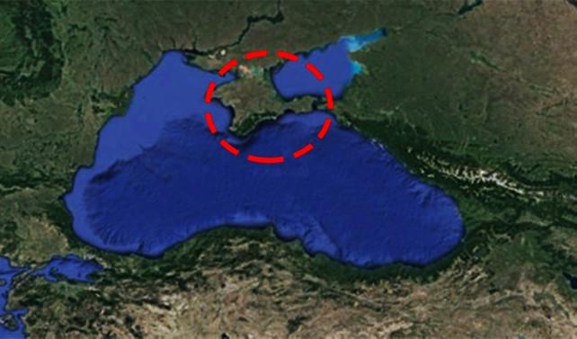 Kırım'ın tamamında elektrikler kesildi