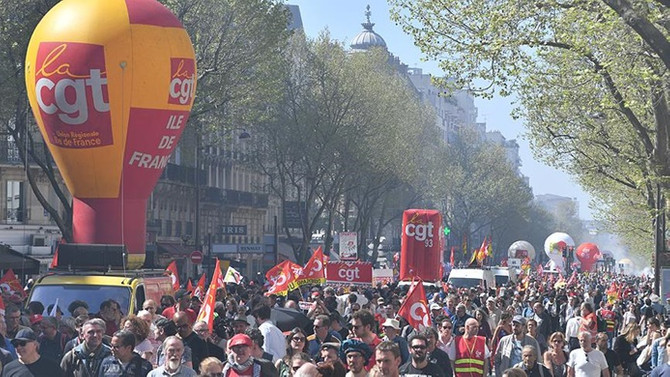 Fransa'da grev ve gösteriler devam edecek