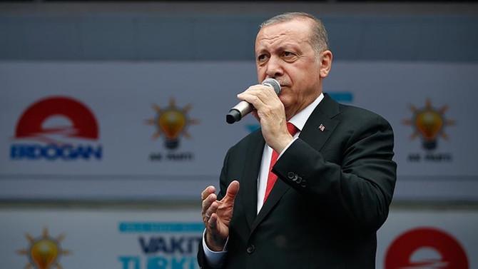Erdoğan: Adaylık şartlarına tutukluluğu da koyacağız