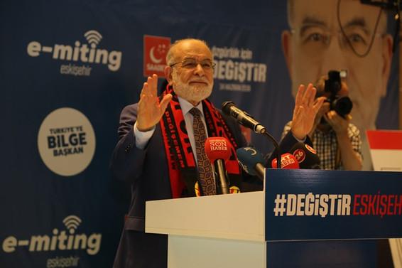 Karamollaoğlu: Cumhuriyet tarihinin en garip seçimi