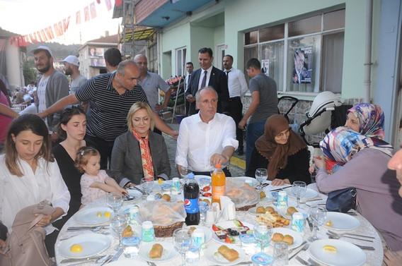 İnce: Türkiye'nin yorgun bir adama değil, taze kana ihtiyacı var