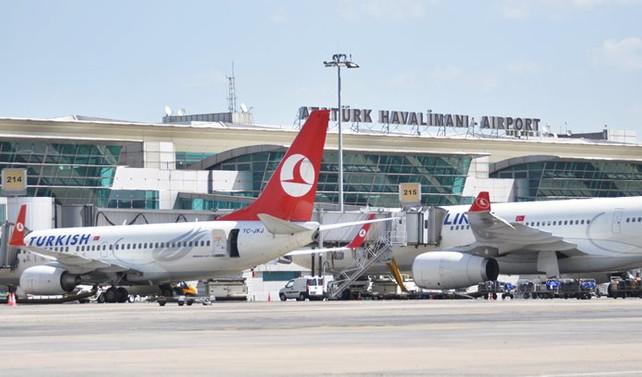 Atatürk Havalimanı, ilkbaharda 17 milyon yolcu ağırladı