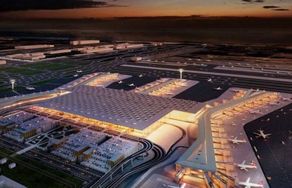 Kargo şirketleri 3. Havalimanı'nda yer almak için başvuru yaptılar