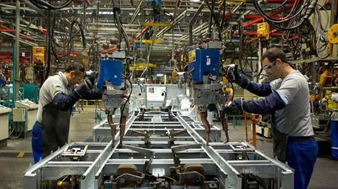 ABD'de sanayi üretimi mayısta geriledi