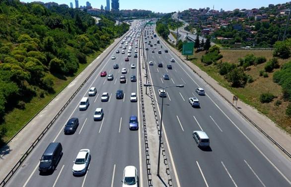 İstanbul trafiğinde bayram rahatlığı