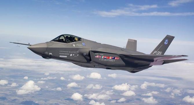 İlk F-35 savaş uçağı 21 Haziran'da teslim edilecek