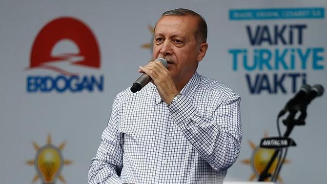 Erdoğan: Bir dahaki bayrama köprüleri de ücretsiz yaparız