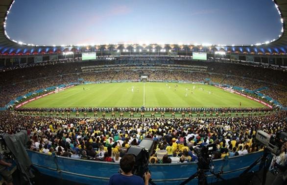 TV satışlarına Dünya Kupası dopingi