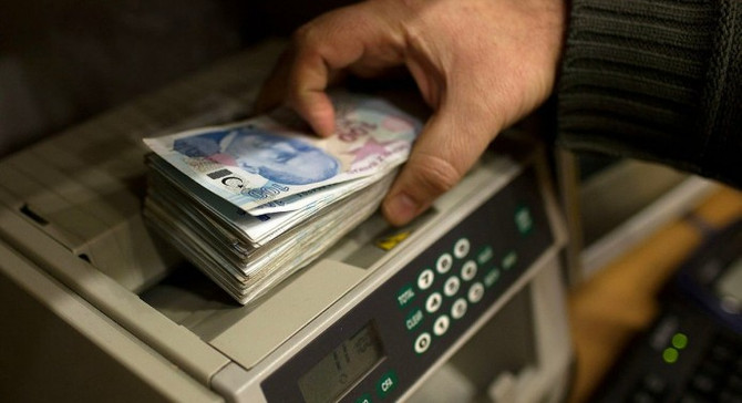 Hazine, 5 ihale ile 14.6 milyar TL borçlandı