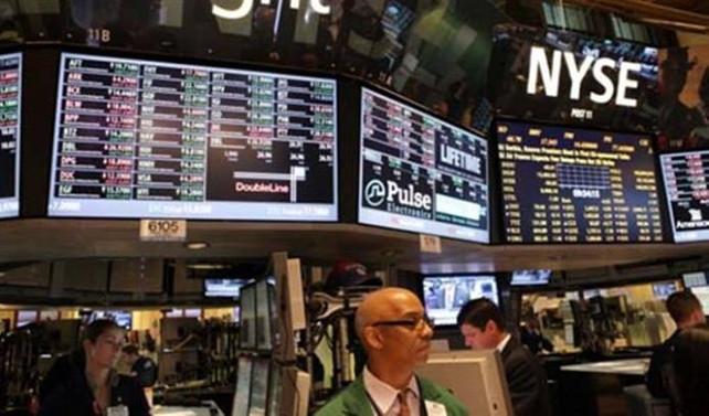 New York borsası sert düşüşle açıldı