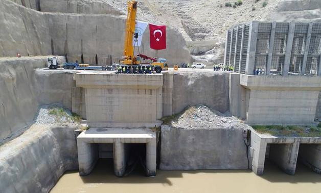 Ilısu Barajı'ndan 1.5 milyar liralık katkı