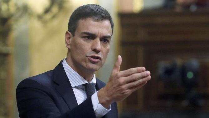 İspanya'nın yeni başbakanı görevine resmen başladı
