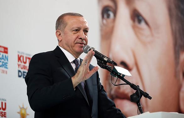 Erdoğan'dan milletvekillerine çağrı: İnce'ye dava açın