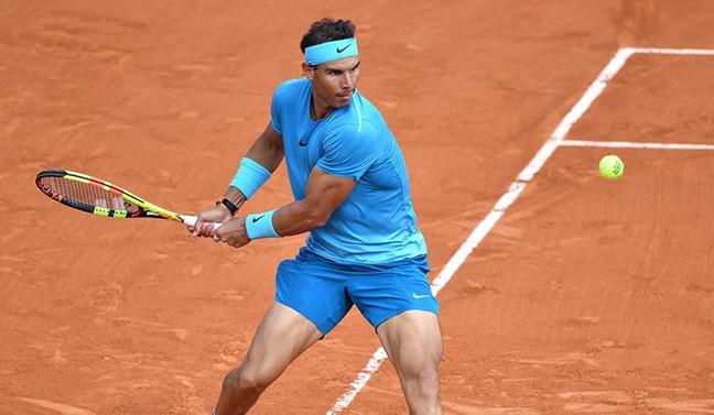 Nadal dördüncü turda