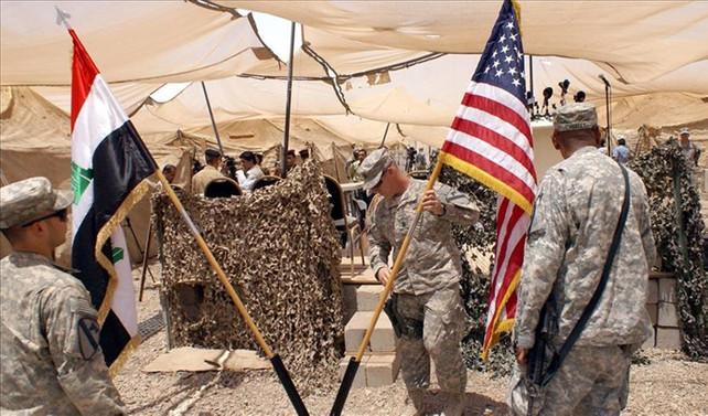 'ABD askerleri Sincar Dağı'na konuşlandı'