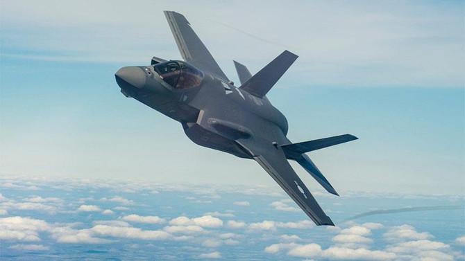 Pentagon'dan F-35 teslimatına ilişkin açıklama geldi