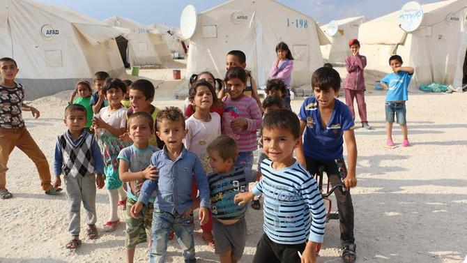 Türkiye 4 milyon sığınmacıyı kucakladı