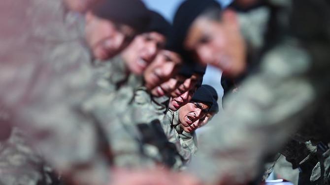 Profesyonel orduya geçiş hız kazandı