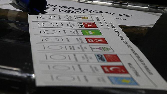 Seçimlere son 3 gün