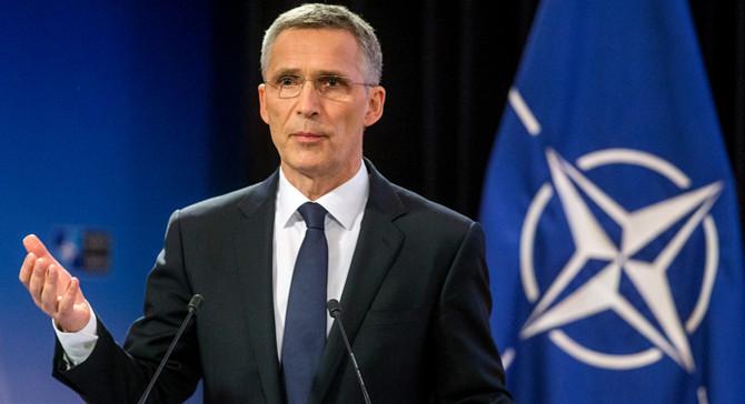 Stoltenberg: NATO İngiltere'nin savunma yeteneklerine muhtaç