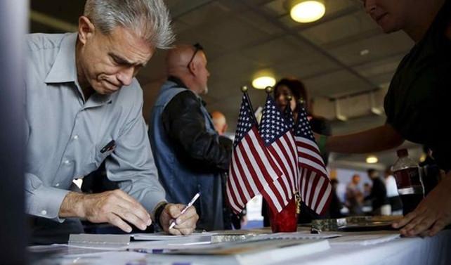 ABD'de işsizlik başvuruları 1,5 ayın dibinde