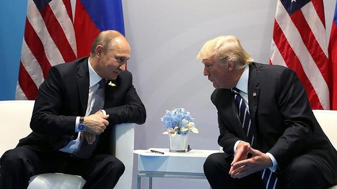 Trump ve Putin temmuz ortasında bir araya gelecek