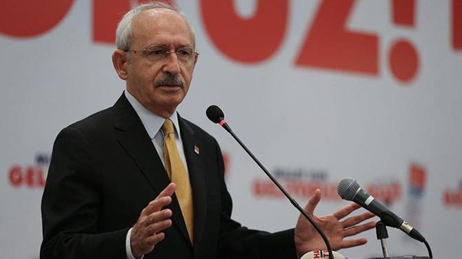 Kılıçdaroğlu: Esnafın korunması lazım