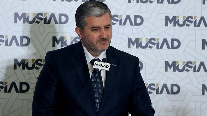 MÜSİAD Başkanı Kaan: Faiz ve kur çıpasından çıkmalıyız