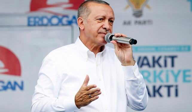 Erdoğan'dan 'YSK' çıkışı: Hukuk devletinde yaşıyoruz