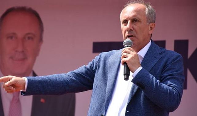 İnce: Anadolu Ajansı manipülasyon yapıyor