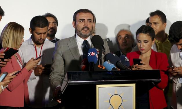 AK Parti'den sonuçlarla ilgili açıklama