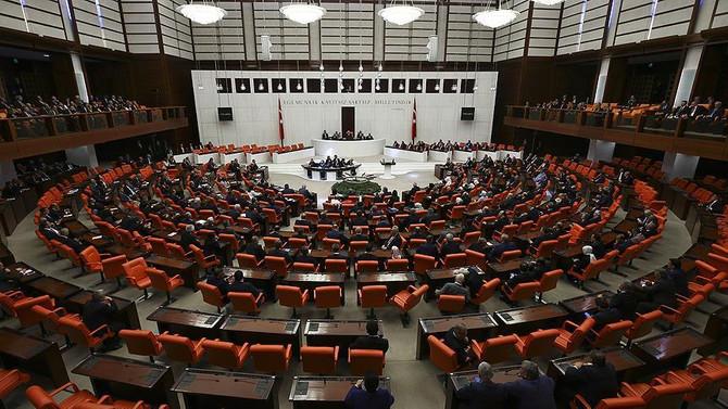 Meclis yemin törenine hazırlanıyor
