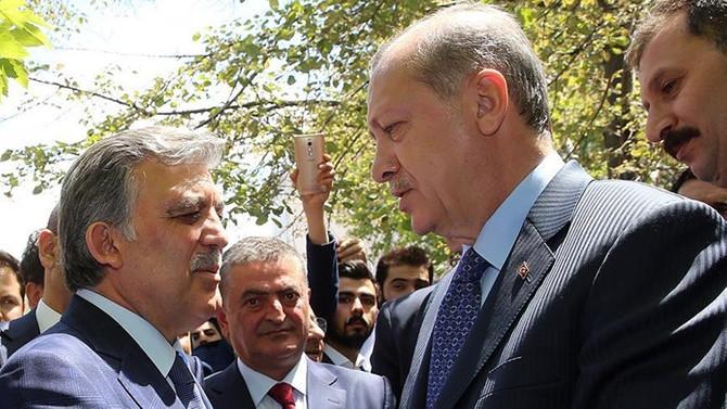 Gül'den Erdoğan'a tebrik telefonu